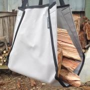 Canvas Firewood Sling