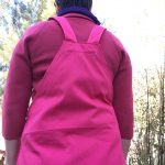 Coverall Apron - back