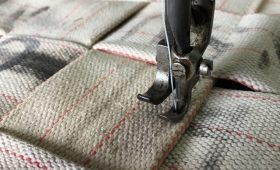 sewing fire hose
