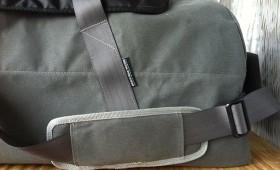 canvas gear bag for musician