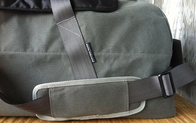 canvas gear bag for musician