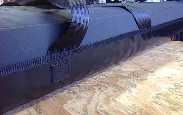 padded pilgrim bag