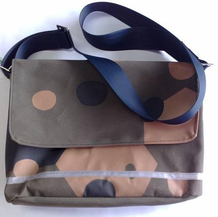 Canvas-satchel