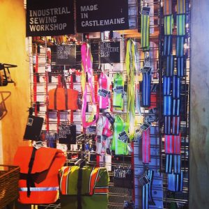ISW display at The Bike Vault