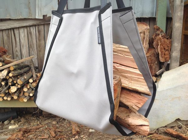 Canvas Firewood Sling