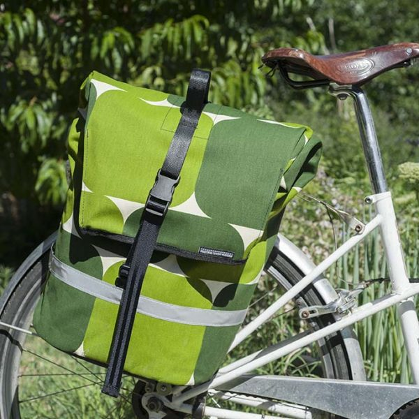 Commuter Pannier in rare Vintage canvas