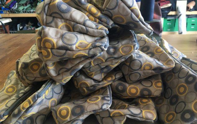 custom zip pouch batch-grey