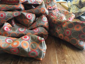 custom zip pouch batch-red
