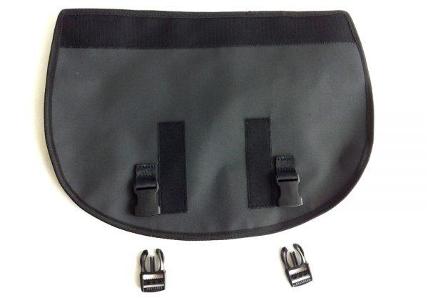 Brompton S-bag flap - back