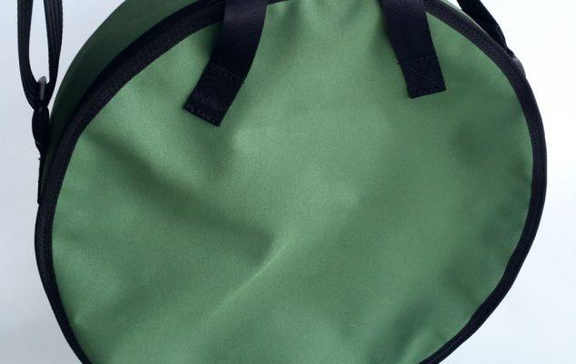 Custom drum bag