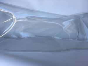 clear cover for scientific equipment